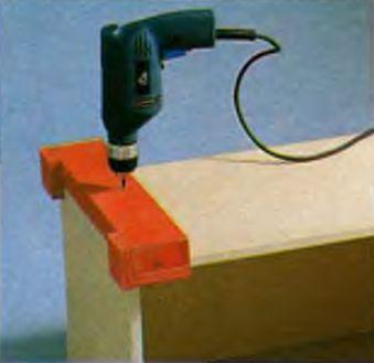 Мебельный шаблон для сверления отверстий