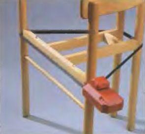 Здесь поможет рамочное стягивающее устройство