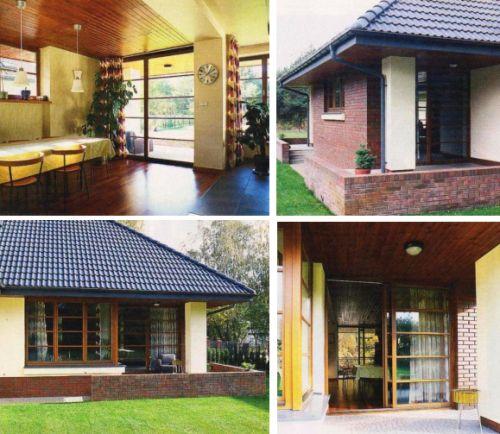 Несколько примеров архитектурных решений при проектировании частного дома