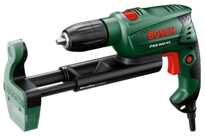 Bosch насадка пылеудаления для дрели