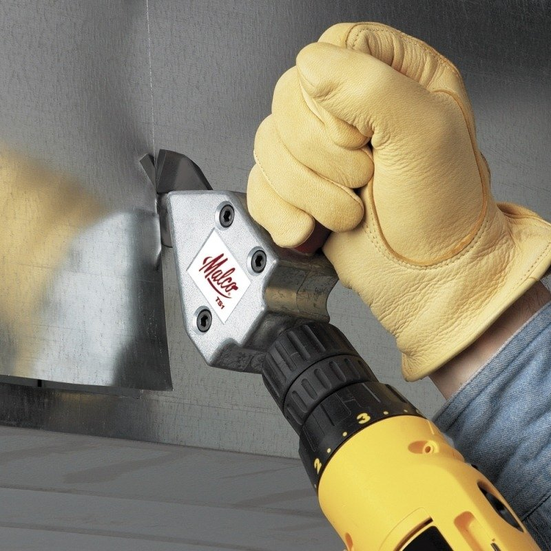 Насадка для дрели - ножницы Malco Turboshear TS1