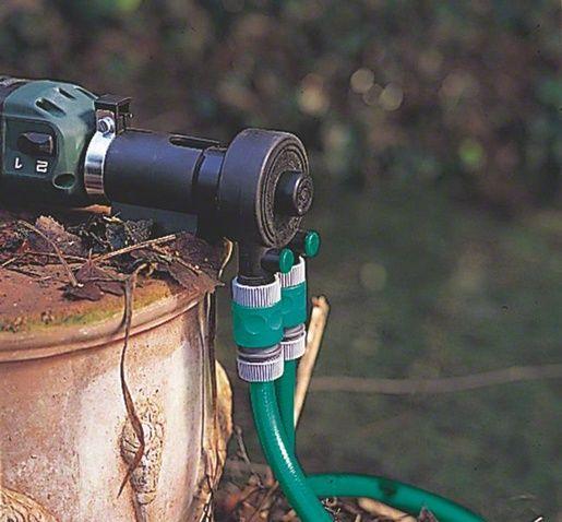 Насадка - водяной насос для дрели Bosch