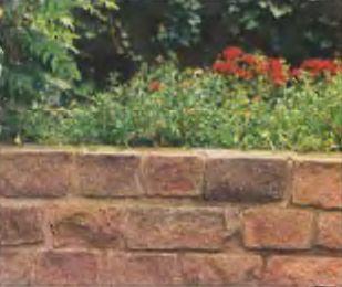 Укрепление склонов натуральным камнем