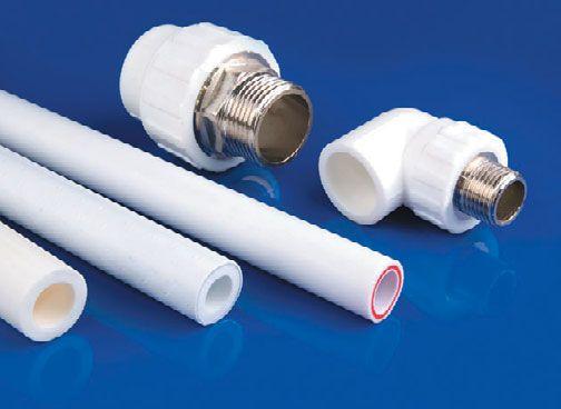 Пластиковые трубы и комплектующие