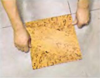 Пробка вместо паркета. Укладка пробкового напольного покрытия