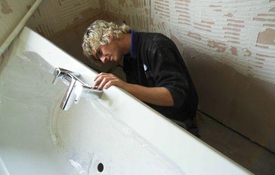 Как установить ванну и выбрать нужную