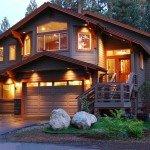 Искусственное освещение дома и загородного участка