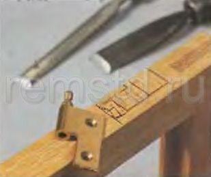 Мебельная фурнитура. Как установить петли и врезать замки