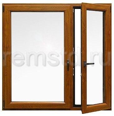 Окна из древесины - деревянные окна