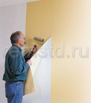 Подготовка стен под отделку
