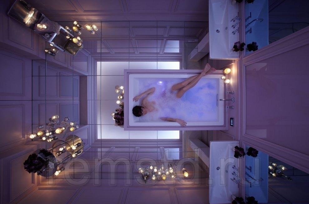 Ванна с системой VibrAcoustic от Kohler — лучший товар 2012 года