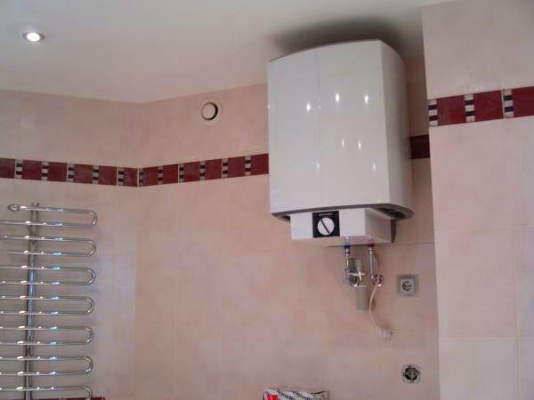 Картинки по запросу установка бойлера в ванной цена