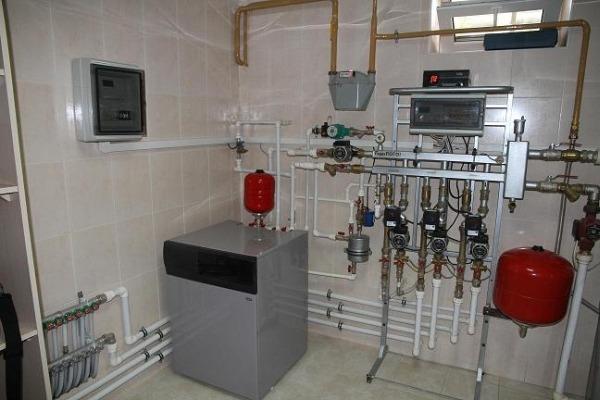 BAXI POWER HT - напольный конденсационный газовый котел