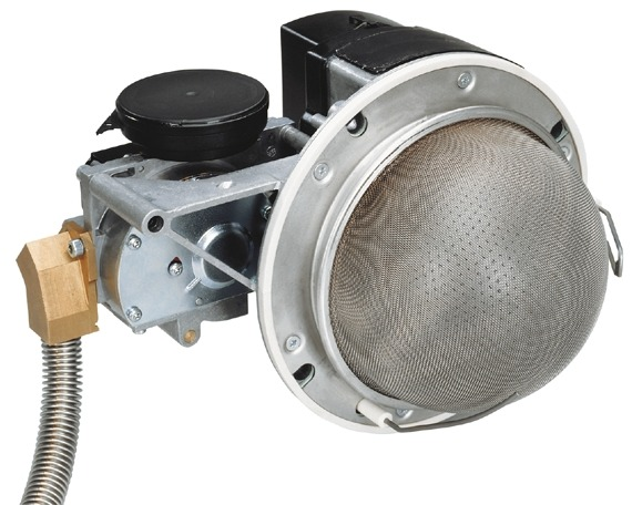 Газовая горелка для конденсационных котлов
