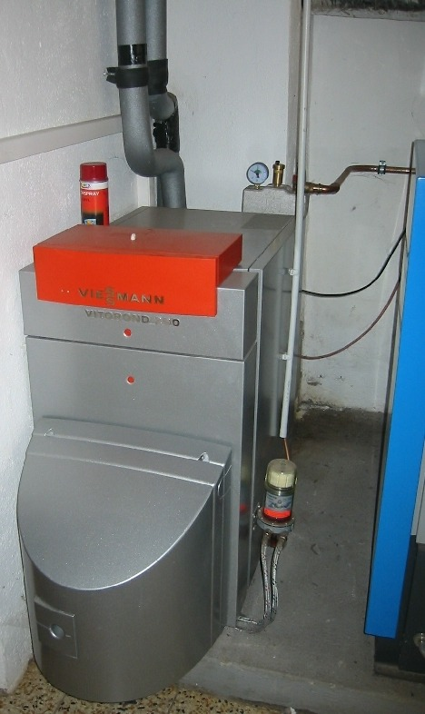 VIESSMANN Vitorond 200 - жидкотопливный (газовый) котел
