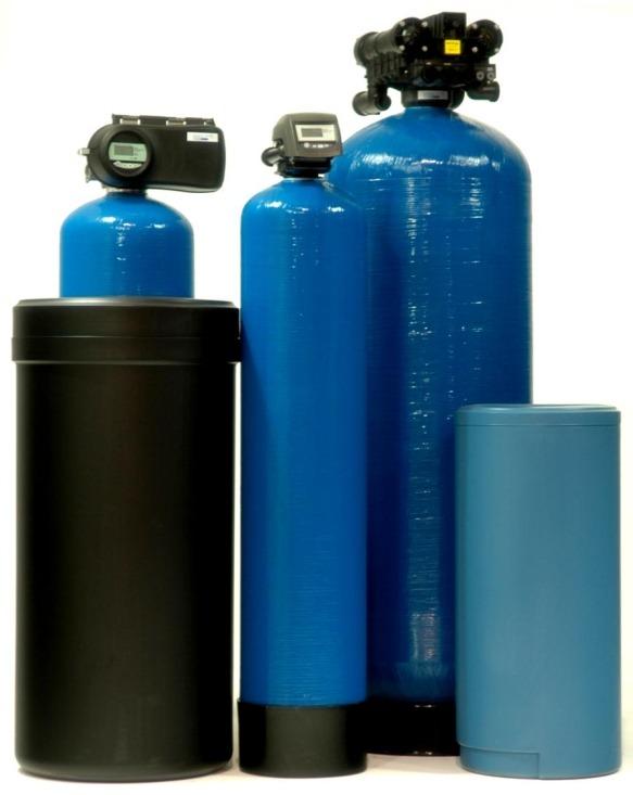 Автоматические фильтры для очистки воды