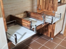Изготовление и сборка кухонной мебели