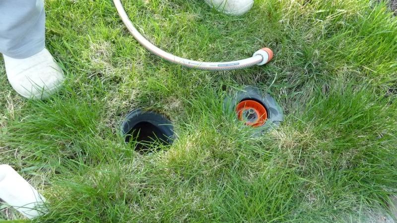 Подключение поливочного пистолета к системе водоснабжения