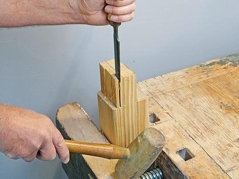 Строим деревянные дорожки - мостки
