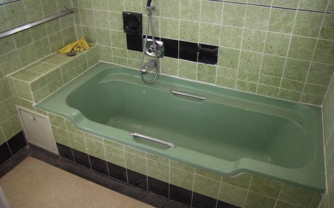 Восстановление эмали и ремонт сколов ванны или раковины