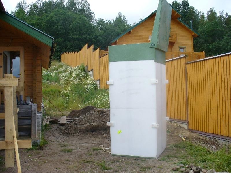 Станция глубокой биологической очистки Дека