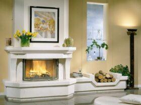 Установка камина в квартире и частном доме
