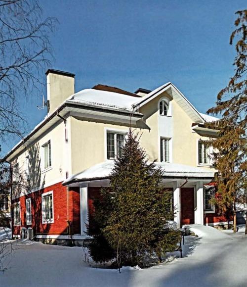 Стиль и архитектура современного загородного дома