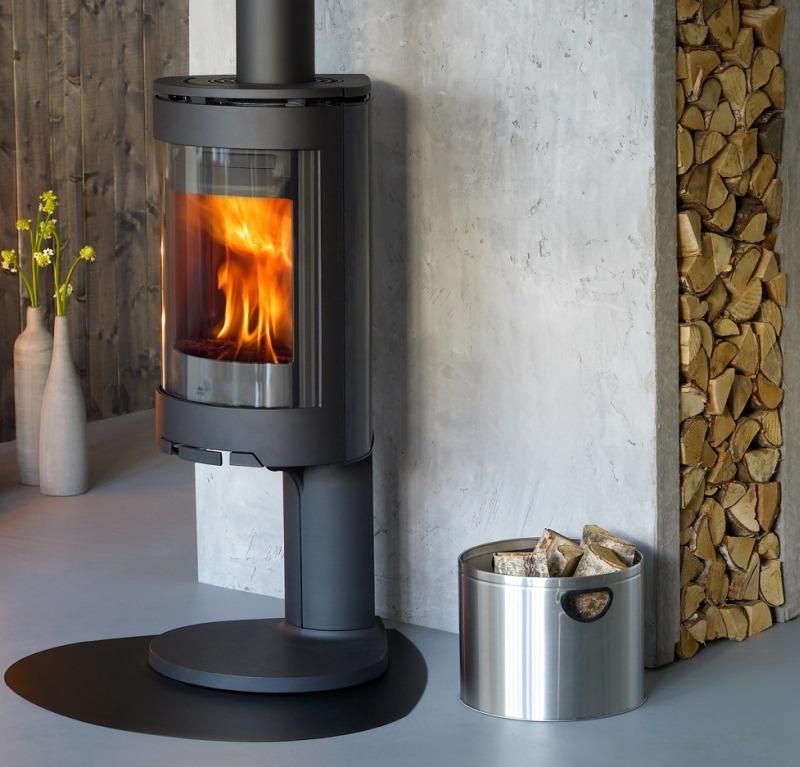 JOTUL F 473 дровяная отопительная печь-камин