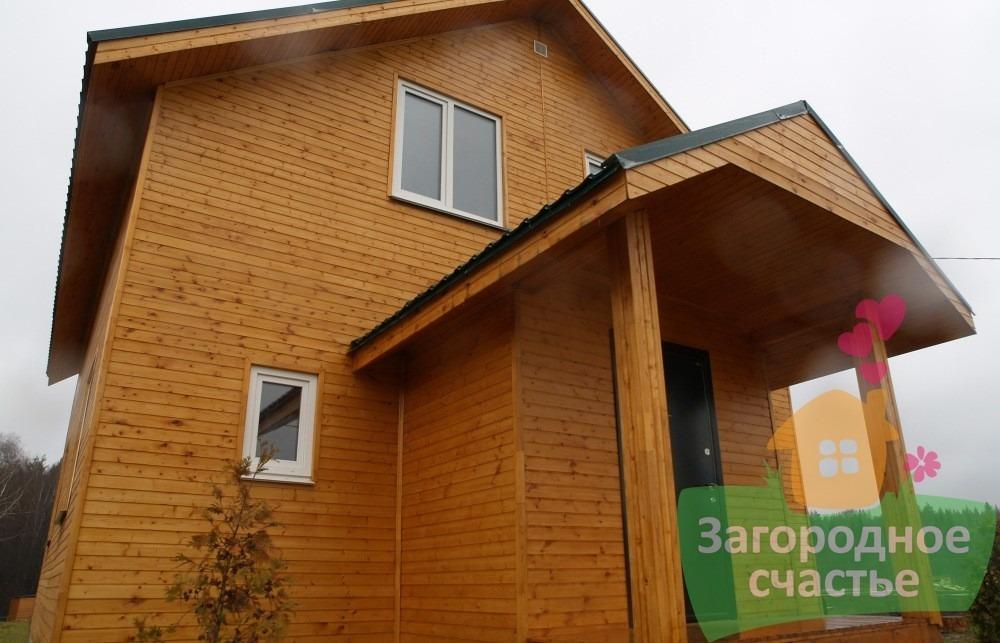 Каркасный дом строительство и эксплуатация