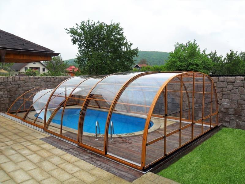 Павильон для бассейна COMBI