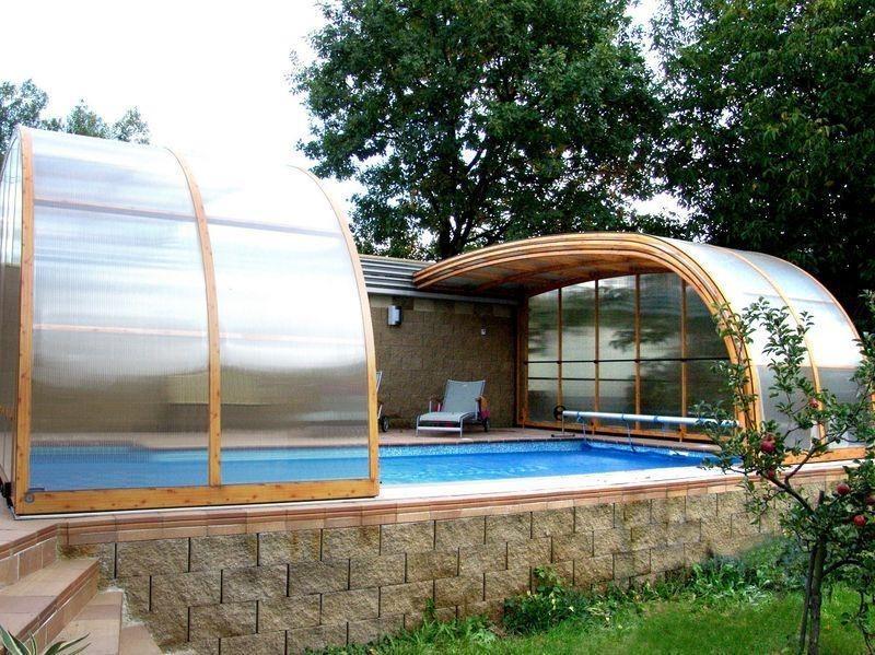 Павильон для бассейна STYLE