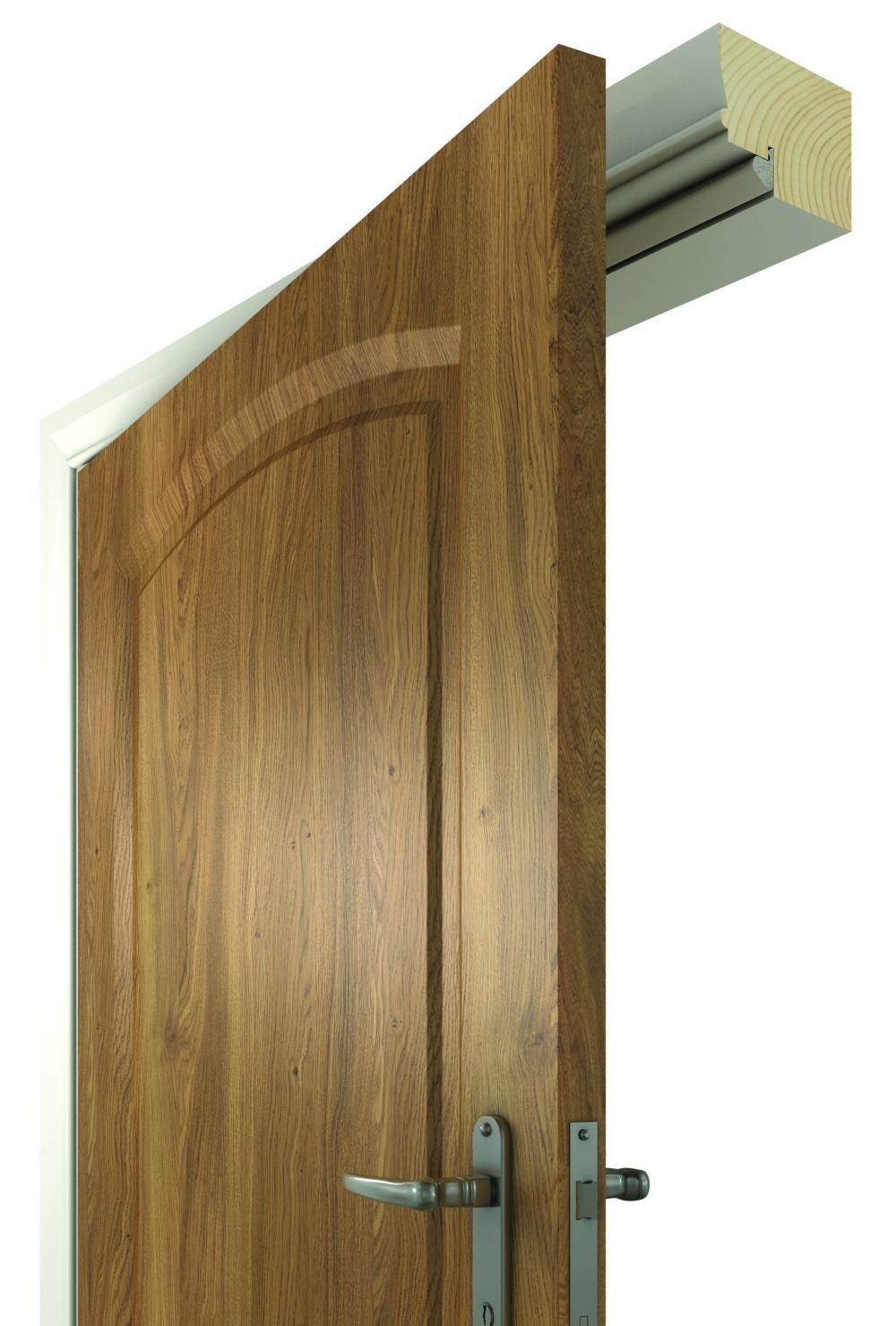 Прямопосадочный уплотнитель для двери