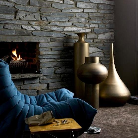 Дизайн каминов. Оригинальные камины в интерьере