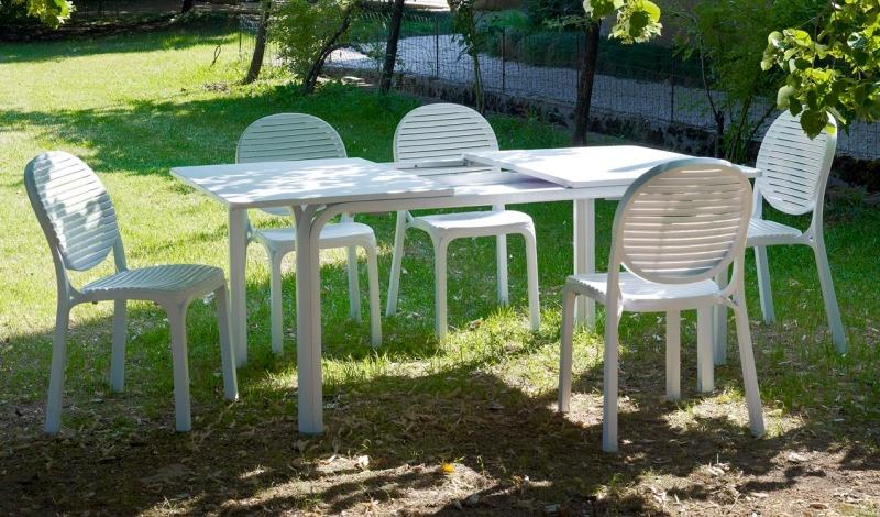 Пластиковая садовая мебель Nardi, Lauro