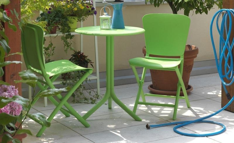 Пластиковая садовая мебель Nardi, Spritz