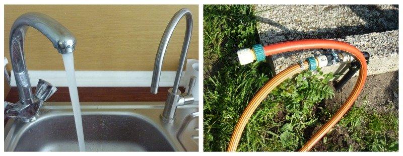 Водоподготовка или как сделать систему очистки воды на даче