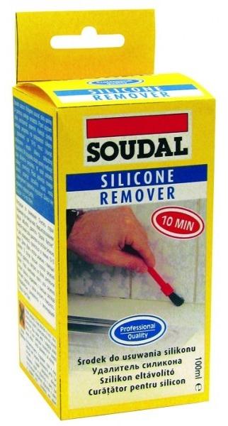 Средство для удаления силиконового герметика Soudal