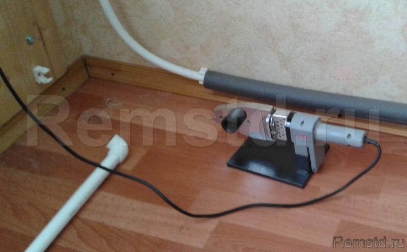«Ставр АСПТ-800», аппарат для сварки полипропиленовых труб