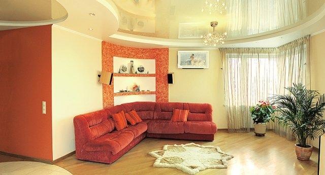 Дизайн интерьера квартиры - просто и стильно