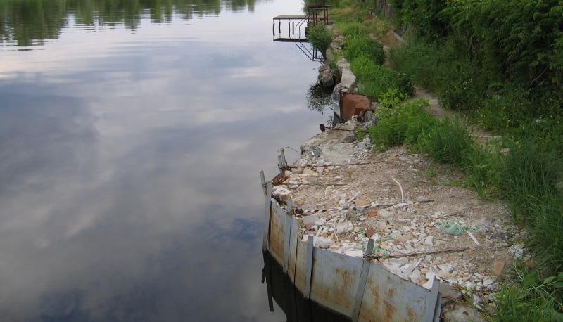 Современные технологии берегоукрепления