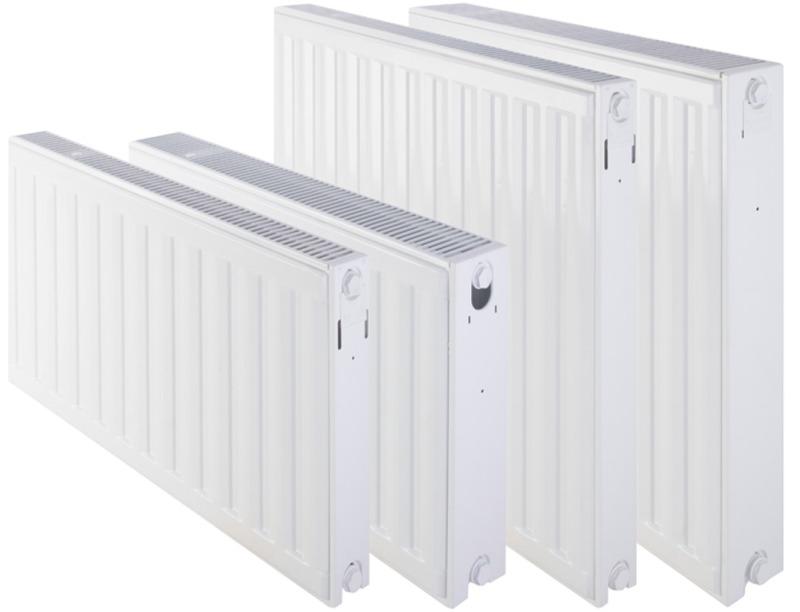 Стальные радиаторы отопления компании IMAS