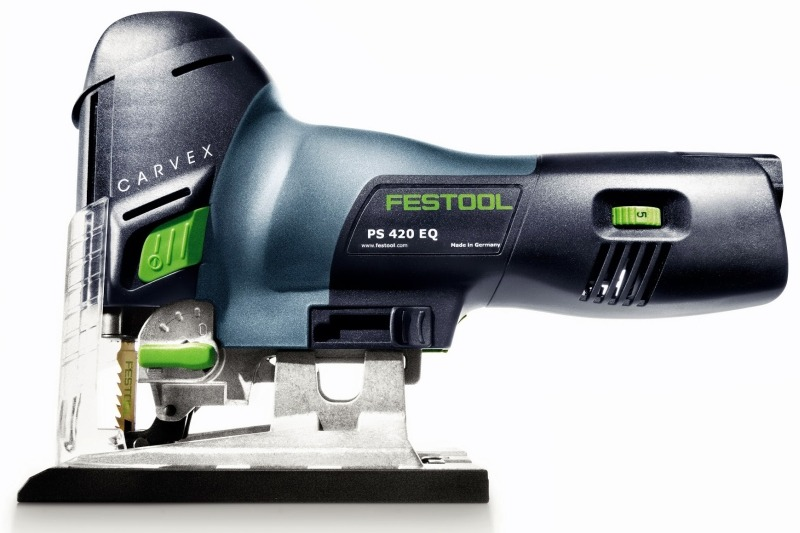 Электролобзик Festool 561593 Carvex PS 420 EBQ