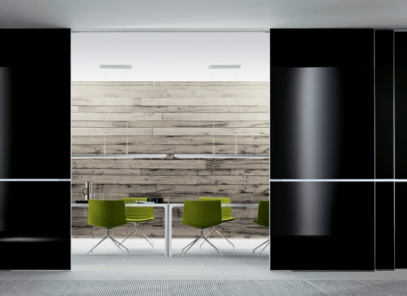 Межкомнатные, декоративные перегородки и двери