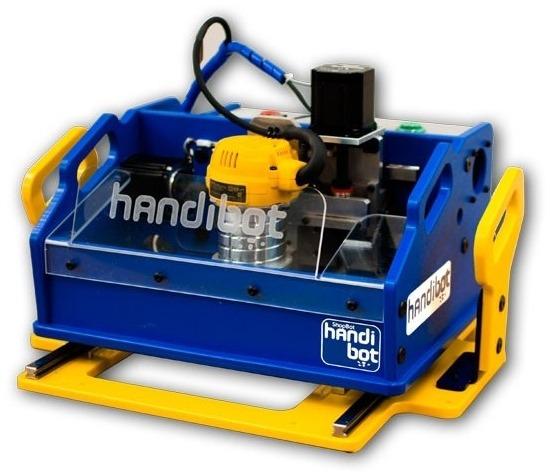 Портативный CNC-станок HandiBot. Производитель ShopBot