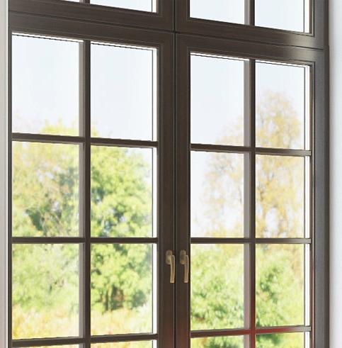 Деревянные окна Glass Play