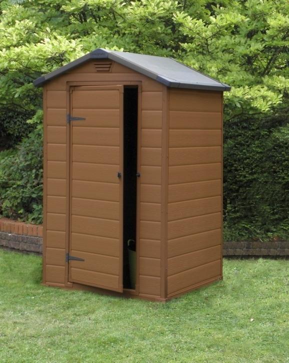 Пластиковый туалетный домик