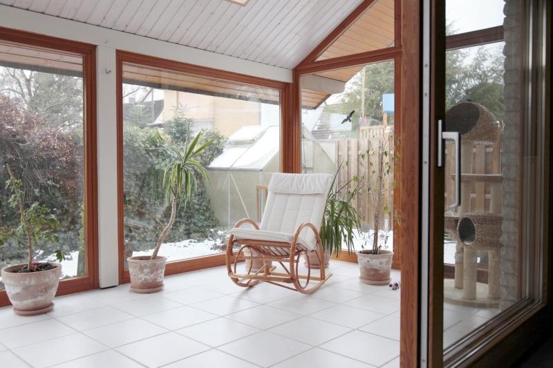 Зимний сад в своем доме
