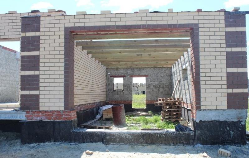 Конструкции гаража в загородном доме