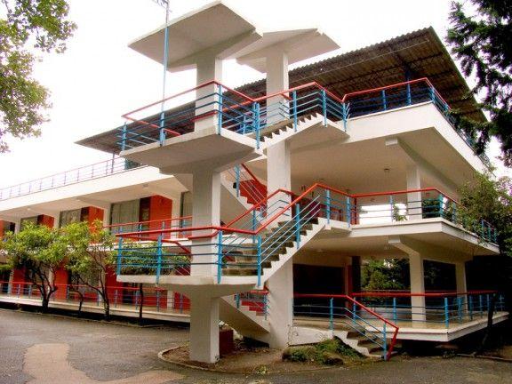 Реконструкция детских лагерей в комплексе Артек