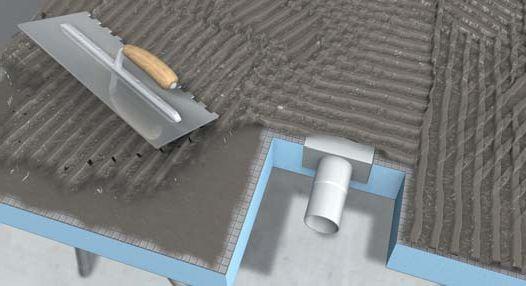 Строительные панели Wedi Fundo Plano